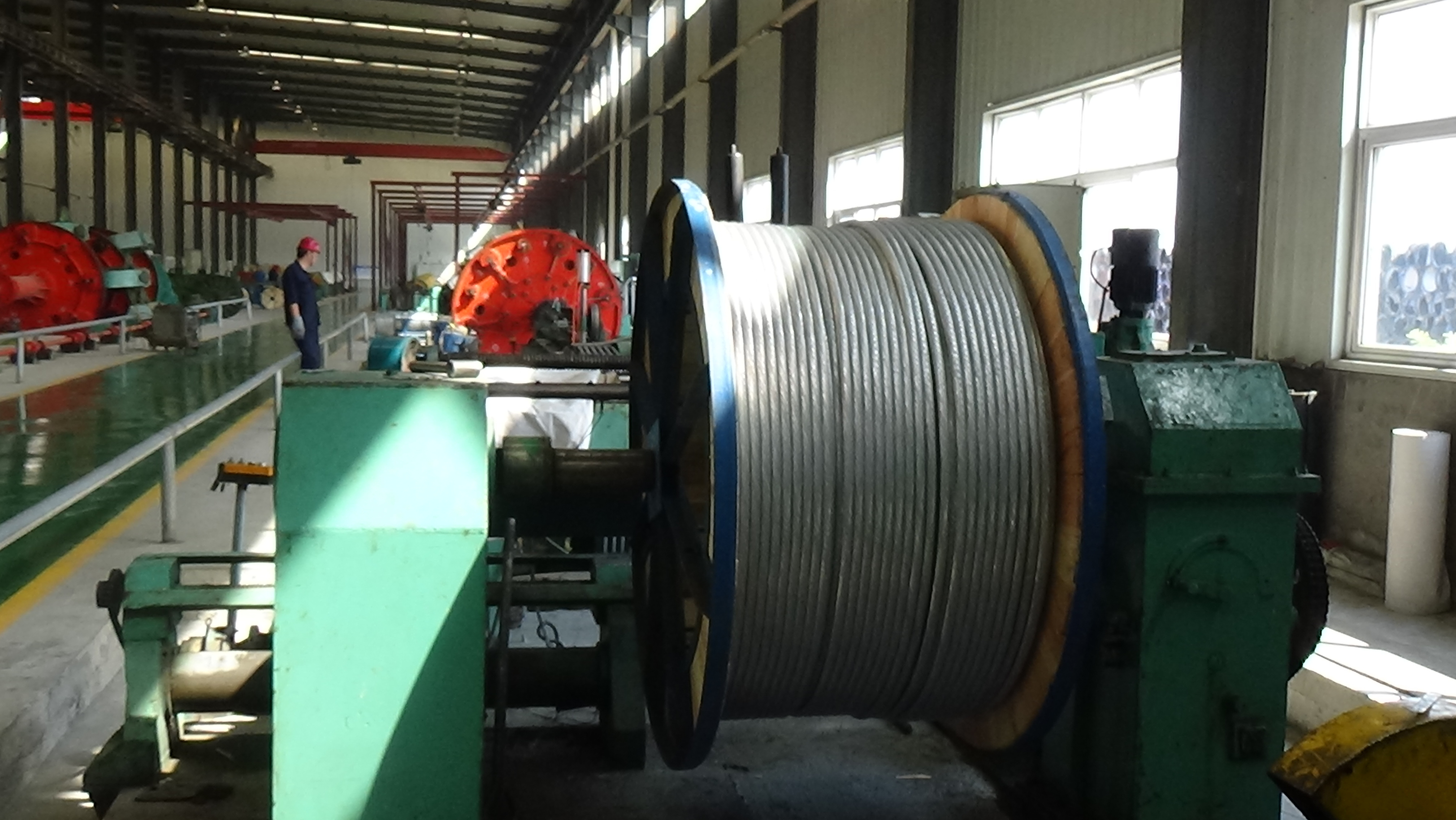 Steel Wire Rope, High and Low Carbon Steel Wire Manufacturer